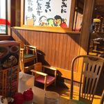 熱烈タンタン麺一番亭 - 店内