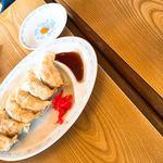 熱烈タンタン麺一番亭 - 餃子セット