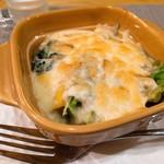 81923527 - 蟹と房総半島有機野菜のグラタン