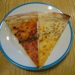 ピーナッツ ダイナー - ピザ