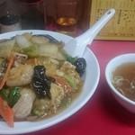 天津 - 大盛中華丼