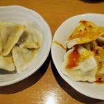 栄児 家庭料理 - ・「ランチ 水餃子食べ放題」