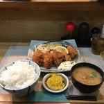 81924810 - 牡蠣フライ定食('18/03/04)