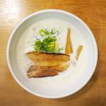 うまい麺には福来たる - ふわっと濃厚鯛ラーメン(塩)