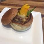 ジージーコー - ビーフシチューポットパン セット910円(税別)
