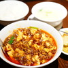 陳麻婆豆腐 - 料理写真:陳麻婆豆腐ランチ (¥1,230)