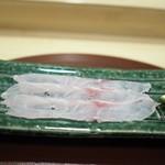81929404 - 造り 白甘鯛