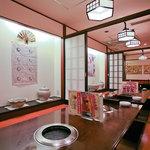 焼肉 金太郎 - 個室