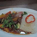 81931385 - ロモ・サルタード。ペルーで大人気のビーフの野菜炒め