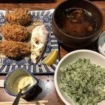 Katsukichi - かきフライ定食