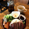 NIKU CAFE 頂 - 料理写真:本日の飛騨牛A5ランク ステーキランチ