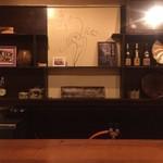 超レトロ焼肉桜坂 - 人工股関節の権威マーティンポーター博士の直筆画