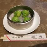 81935598 - 翡翠蒸し餃子(4個)