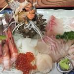 伊豆海 - 色々彩り豪華です