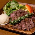 熟成肉&チーズの店 iQue' rico! ~ケリコ~  - 熟成牛ハラミのコンフィ