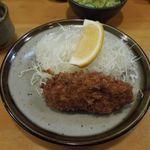 とんかつ 仙川 - カキフライ