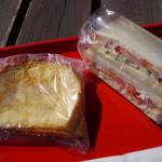 サンドビレッジ - フレンチトーストとサンドイッチ!