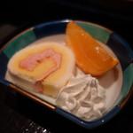 かき鮮 海風土 - デザート&フルーツ