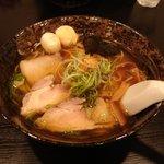 麺や 多だ屋 - 拉麺 醤油