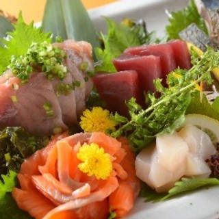 ≪鮮度抜群≫産地直送の鮮魚をリーズナブルに召し上がれます♪