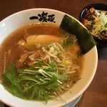 麺処 一凜花 - 料理写真:あっさり 和心