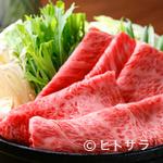 松喜屋 - すき焼き