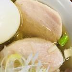 千茶屋 - 鶏胸肉のチャーシュー【料理】