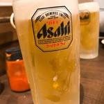 ごっつい - 愛川欽也の生ビール