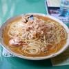 ポワール - 料理写真:海の幸スパゲティ