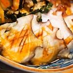 都寿司 - にもの丼(蛸)