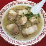 博多一番 - 料理写真:やきぶたラーメン