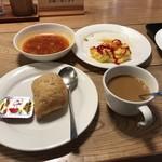 万咲 - 和食の後の洋食