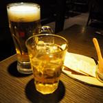 くふ楽 - 乾杯