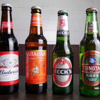 焼き鳥に合うビールが沢山あるんです!!