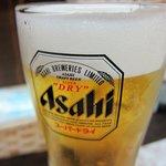 ちゅら - 生ビール