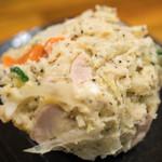 やきとん よし田 - 2018.2 ポテサラ(350円)