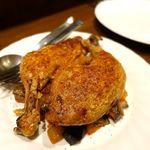 81955251 - 鶏もも肉のコンフィ 冷製ラタトゥユ添え 1730円