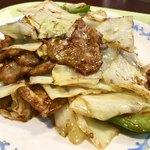 北京餃子 - 回鍋肉