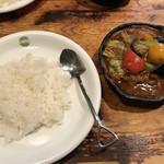 野菜を食べるカレーcamp - 野菜カレー