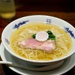 中華蕎麦にし乃 - 中華そば750円