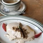 ローズマリーズ トウキョウ - デザートのババロア的な