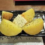 吾作どん - じゃが芋バター