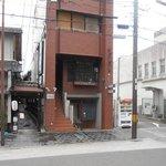 日本料理 櫻川 - ビル外観