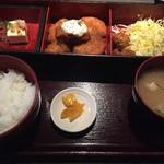 酉文 - チキン南蛮定食