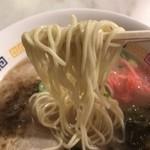 81962139 - 細麺ストレート