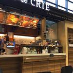 カフェ ド クリエ - 注文カウンター