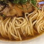 Japanese Soba Noodles 蔦 - 食感が変わった自家製麺
