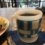 まどいせん - 美味しいコーヒーをファイヤーキングのマグカップでたっぷりと(2018.3.5)