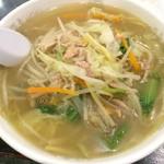 食神 餃子王 - 野菜タンメン