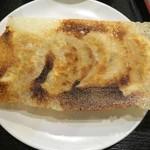 食神 餃子王 - セットの焼き餃子